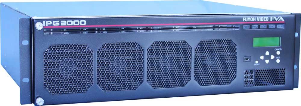 IPビデオルーター関連機器
